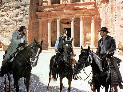 Petra-Indiana Jones